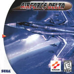 Airforce Delta DC cover
