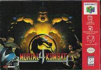 NK4 N64 Cover