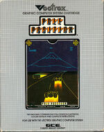 Pole Position Vectrex cover
