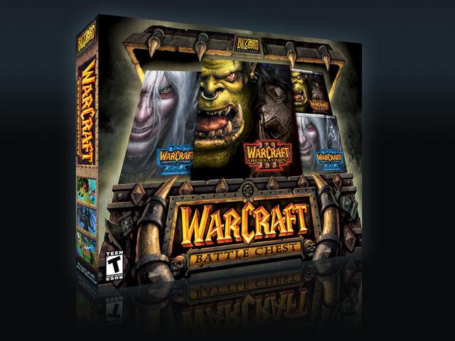 File:Warcraft III Battle Chest.jpg