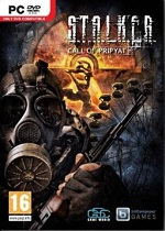 Stalker Call of Pripyat cover