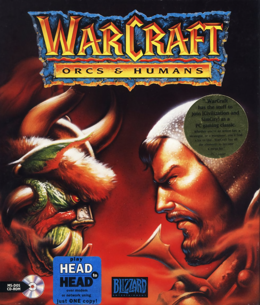 File:Warcraft - Orcs & Humans Coverart.png