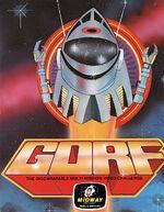 Gorf arcade flyer
