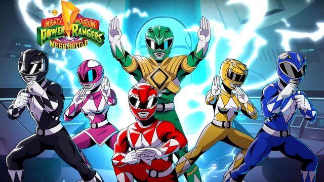 File:Mighty Morphin Power Rangers Mega Battle cover.jpg