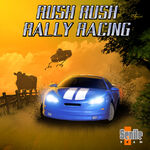 Rush Rush Rally Racing DC box art