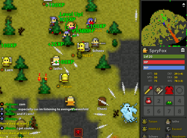 File:ROTMG Screenshot Combat.png