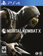 MortalKombatX(PS4)