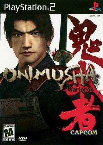 File:Onimusha1 front.jpg