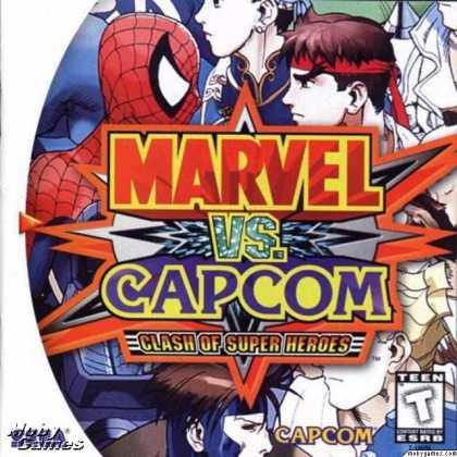 File:Marvel VS Capcom Dreamcast cover.jpg