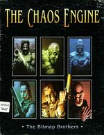 The Chaos Engine Amiga cover