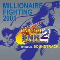 Capcom vs. SNK 2 Millionaire Fighting 2001