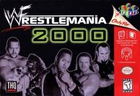Wrestlemania2000N64