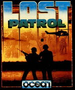 Lost Patrol Amiga cover
