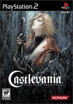 Castlevania - Lament of Innocense (Gamecover)