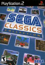 Sega Classics Collection PS2 box art