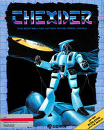 Thexder Apple IIGS cover
