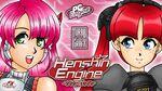 Henshin Engine PCE cover