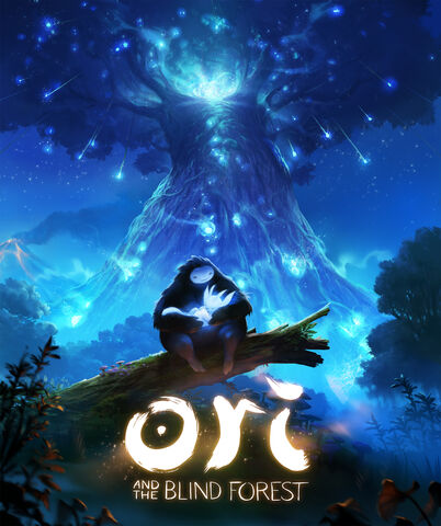 File:Ori and the Blind Forest cover.jpg