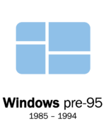 Logo Windows 1