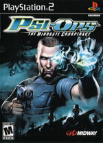 Psi-Ops cover