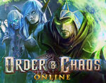 Order and Chaos Online Ouya cover