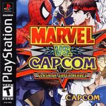 Marvel Vs Capcom ntsc-front
