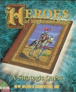 Heroes of Might and Magic PC cover