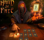 Hand of Fate title