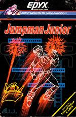 Jumpman Jr Colecovision cover