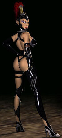 Dungeon keeper Mistress