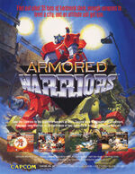 ArmoredWarriorsFlyer