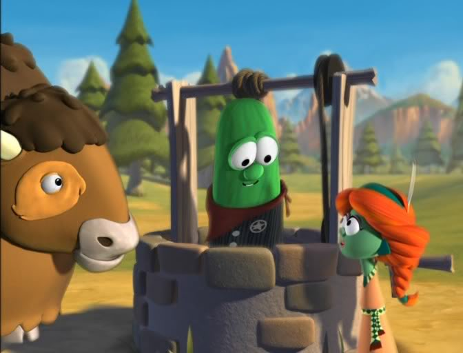 Western Round Up Double Feature Veggietales Fanon Wiki