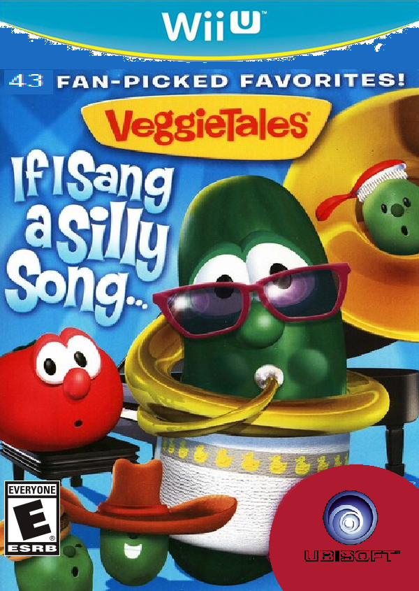 if i sang a silly song video game veggietales fanon
