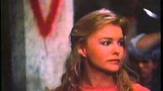 V the Final Battle pre-show promo teaser NBC 1984