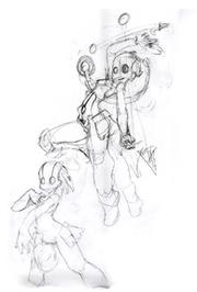 Female Xelor Concept