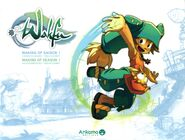 Art book Wakfu 01 01 couverture face
