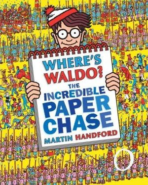 Where'sWaldoIncrediblePaperChase
