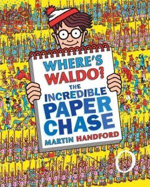 Where'sWaldoIncrediblePaperChase