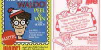The Great Waldo Peel & Win cards