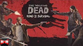 The Walking Dead Road to Survival (By Phase One Games) - iOS Android - Gameplay Video