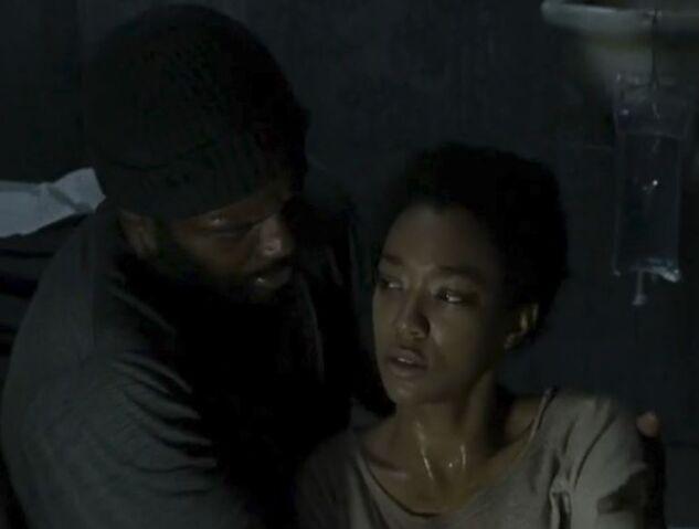 File:Tyreese&Sasha405.jpg