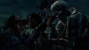 IHM Clem saving Sarita kill the walker