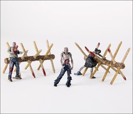 File:The Walking Dead TV Walker Barrier Building Set 2.jpg