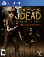 TWD S2 PS4 Cover