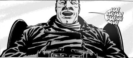 File:Issue 106 Negan Laugh.png