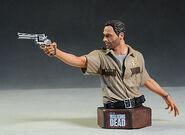 Rick Grimes Mini Bust 2