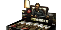 The Walking Dead Trading Cards Season Three Set 2