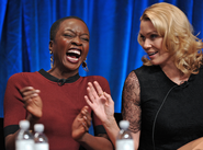 Paleyfest Danai and Laurie