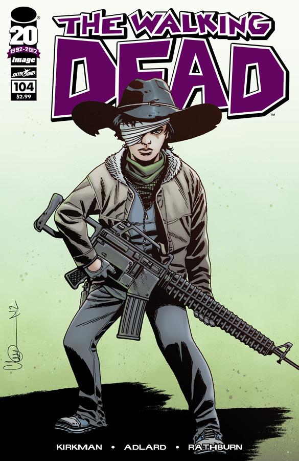 walking dead comic book series pdf