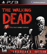 TWD PS3 Collectors Edition